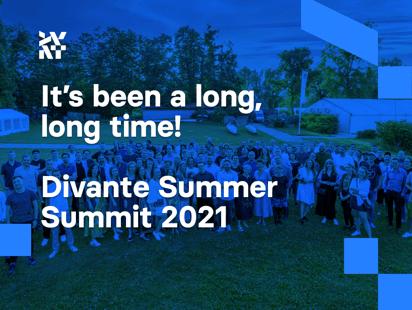 It's been a long, long time - Divante Summer Summit 2021