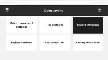 Open Loyalty 02 Screen