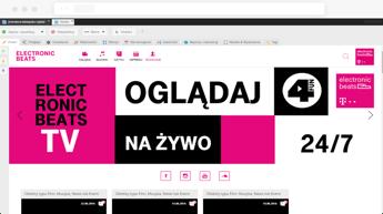 T-Mobile Slider Screen