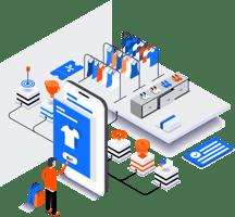 Online retail marketplace
