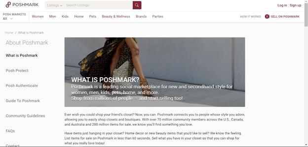 Poshmark fashion