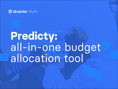 Predicty: all-in-one budget allocation tool