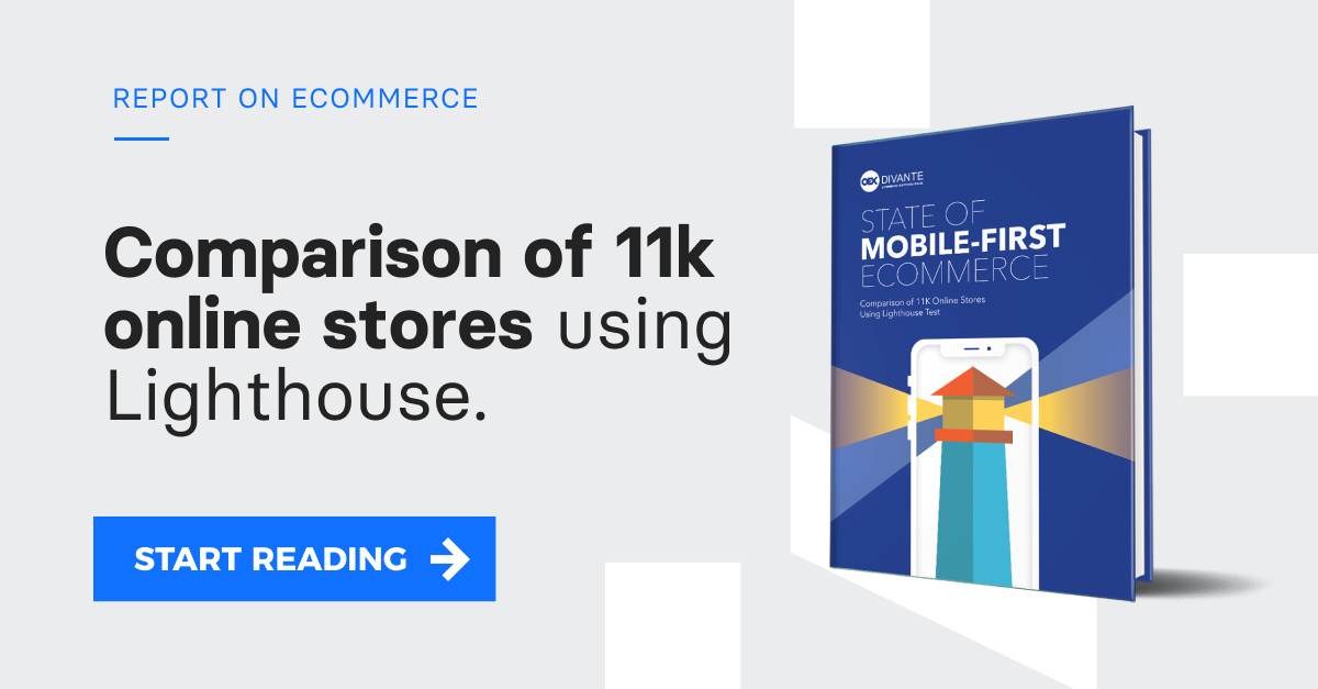 State of mobile-first eCommerce. Download for free >