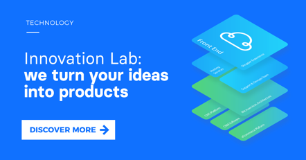 We turn ideas into products. Visit our R&D Center >