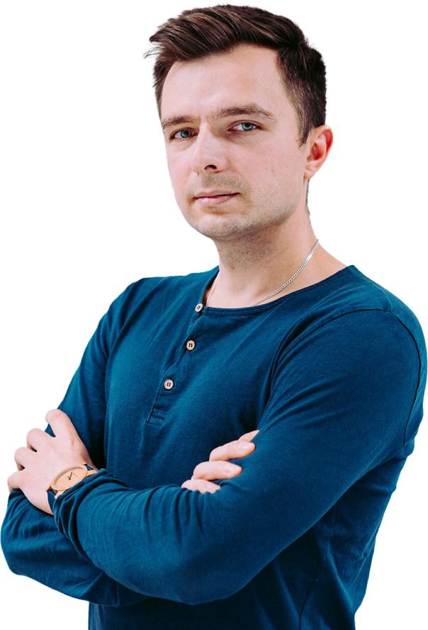 Mateusz Ostafil - the trainer