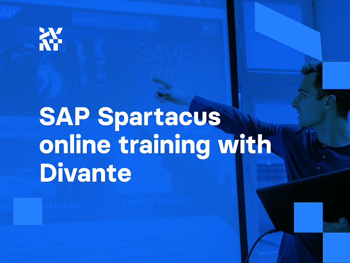 SAP Spartacus online training with Divante