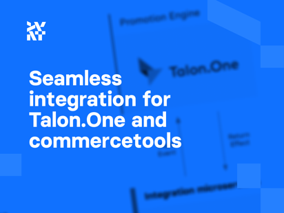 Seamless integration for Talon.One and commercetools