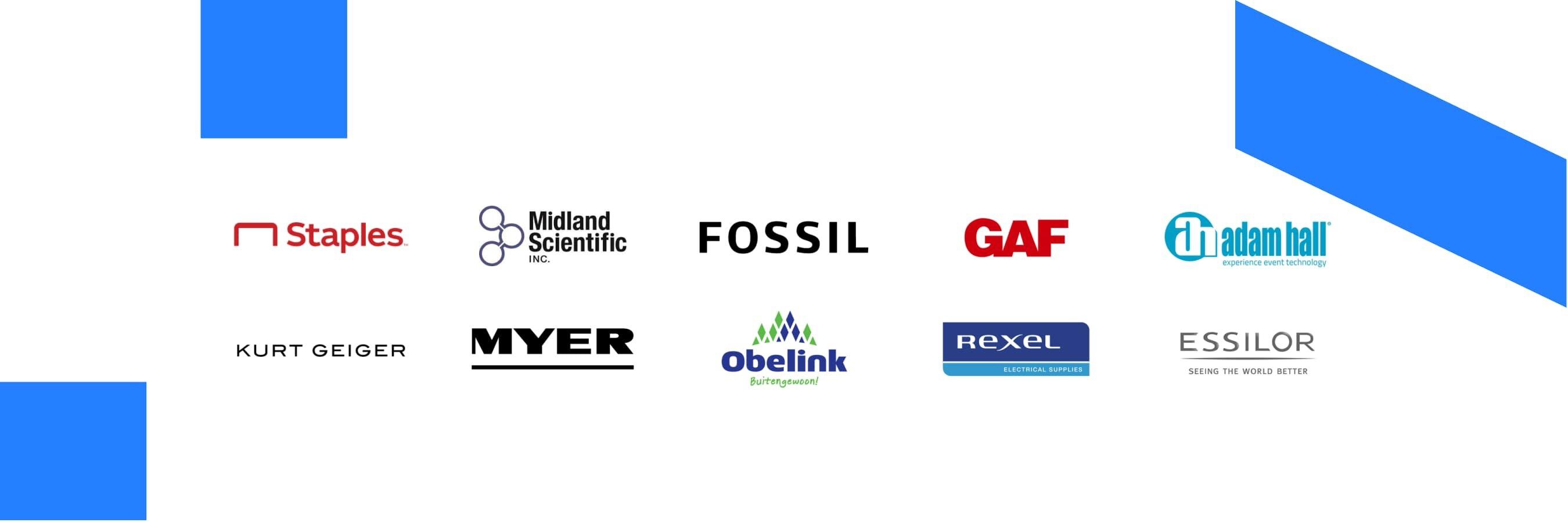 Companies that chose Akeneo PIM solution