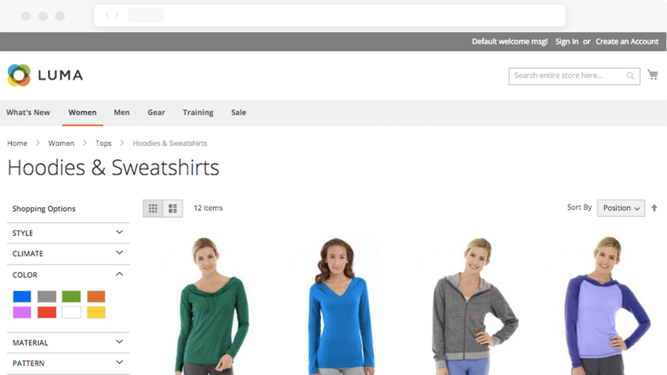 Magento_Development_Products_Screen
