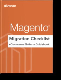 Magento Migration Checklist for eCommerce
