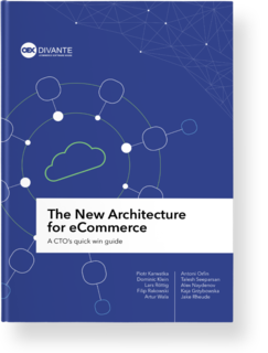 The New Architecture for eCommerce