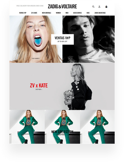 About Zadig & Voltaire