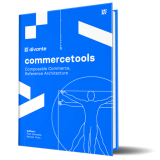 commercetools – Composable Commerce, Reference Architecture