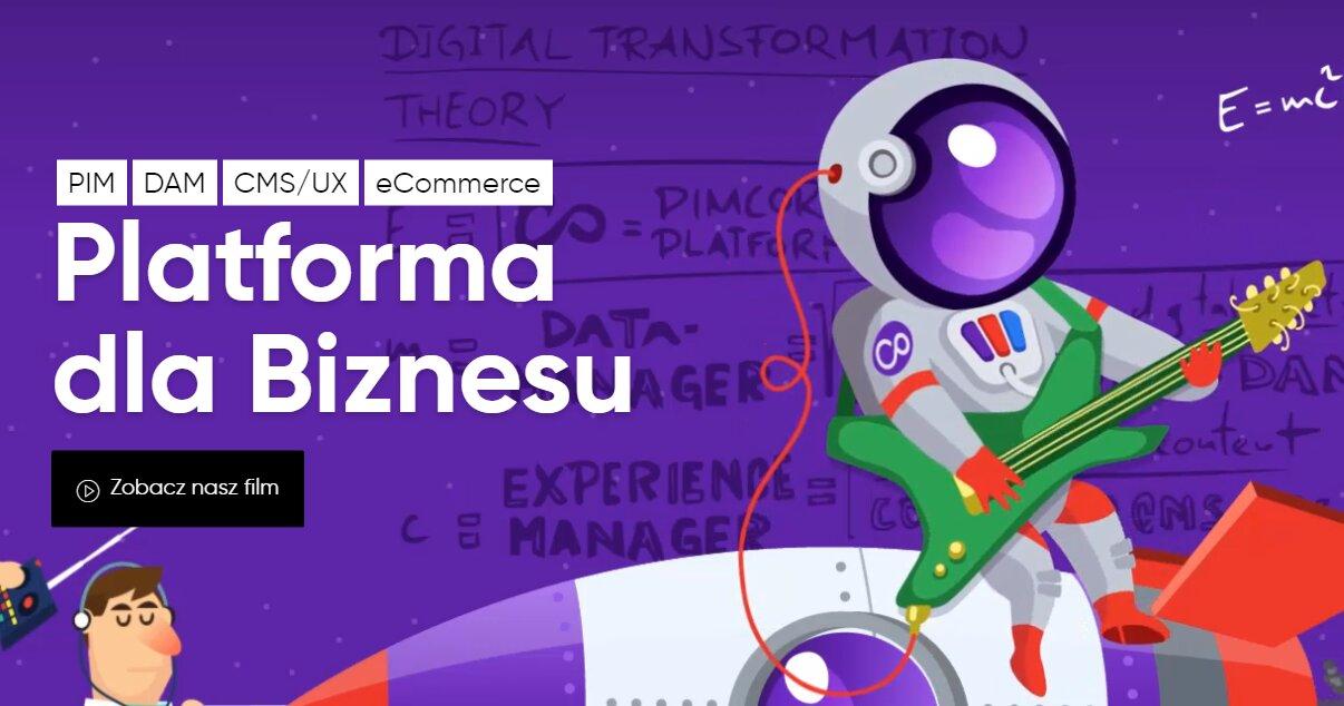 Divante has just released the Polish Pimcore website