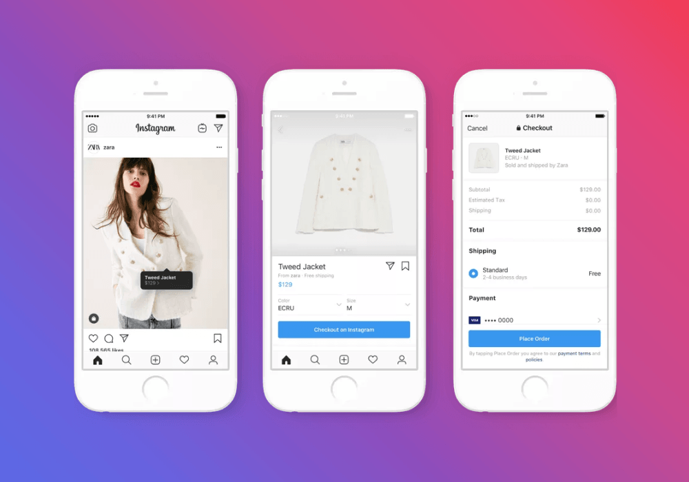 Instagram Checkout: how it affects on eCommerce and users   Divante