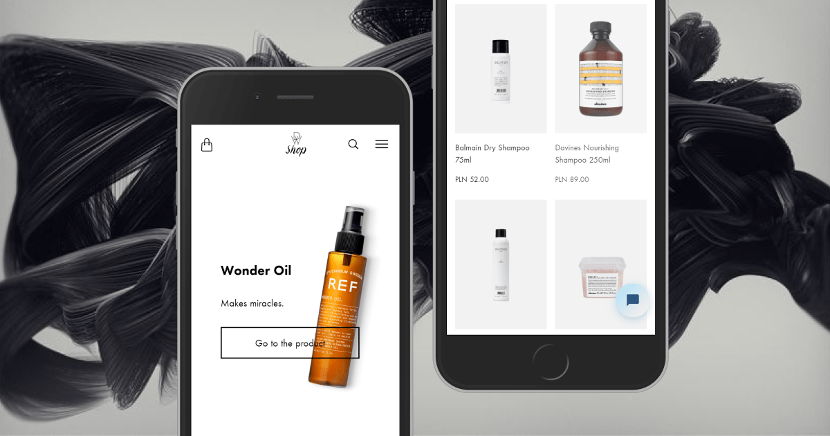 How DW Shop engage Instagramers with eCommerce PWA | Divante