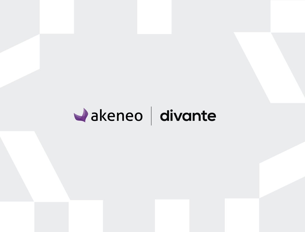Divante enters new partnership and joins Akeneo summit