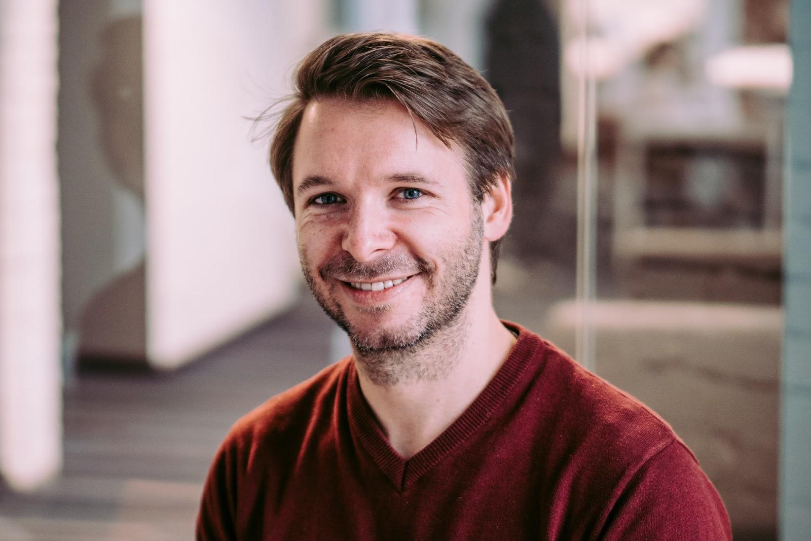 Dawid Pawlicki, Head of Marketing at Divante, photo: KB