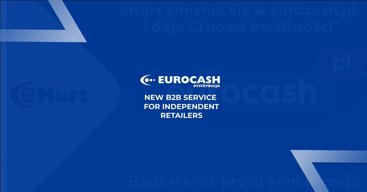Divante co-responsible for the new Eurocash B2B platform success!