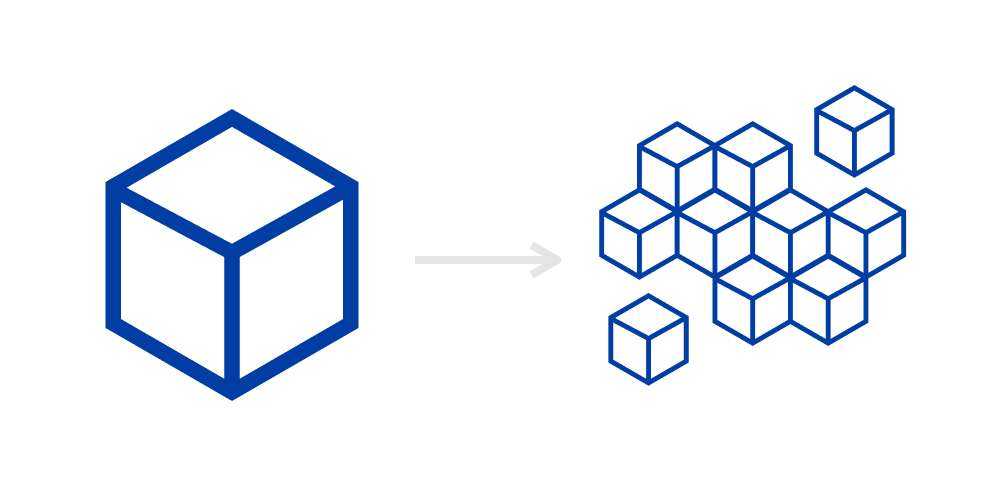 migration monolith to microservices
