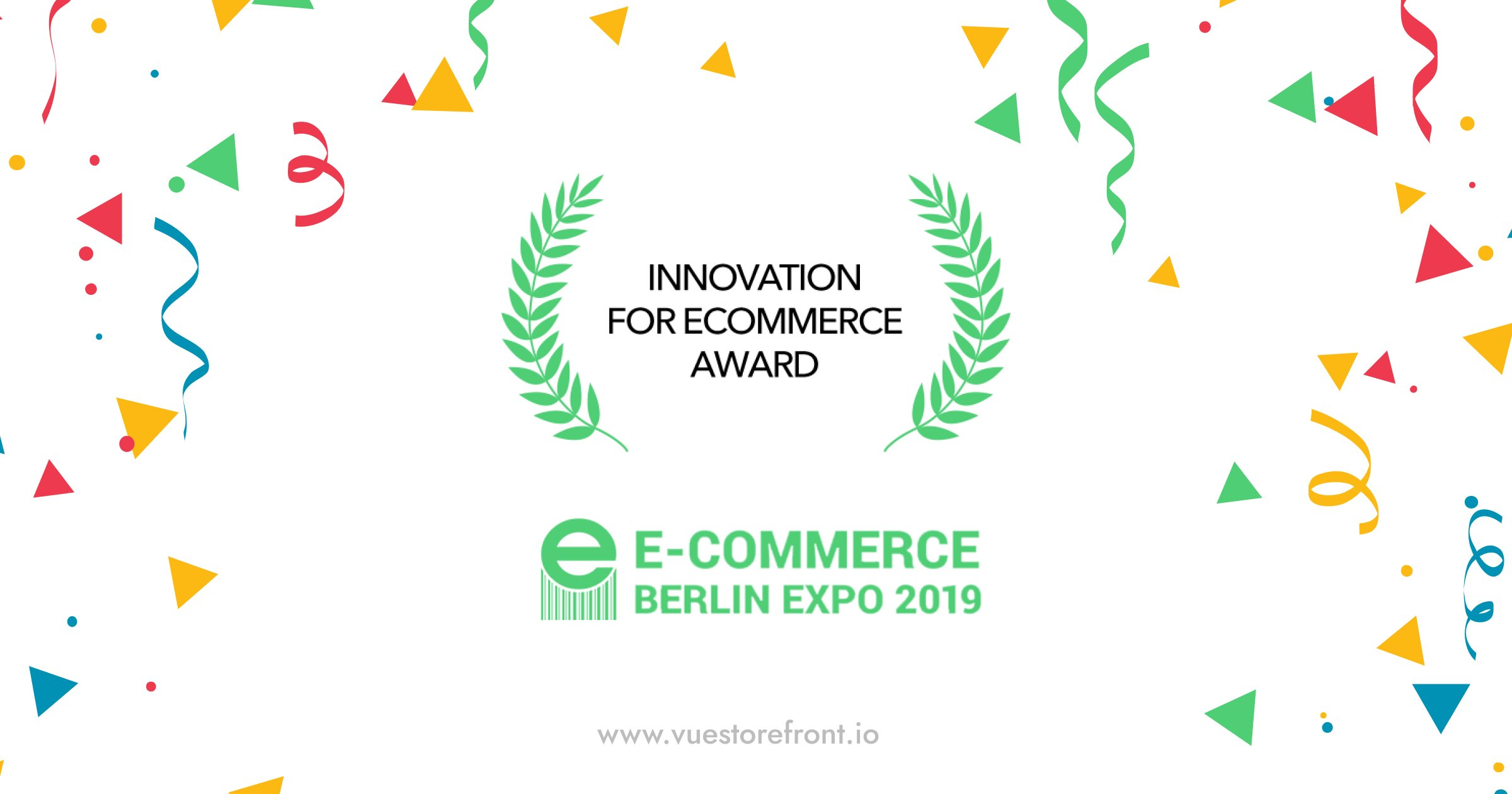 Vue Storefront prized as a Top Innovation for eCommerce