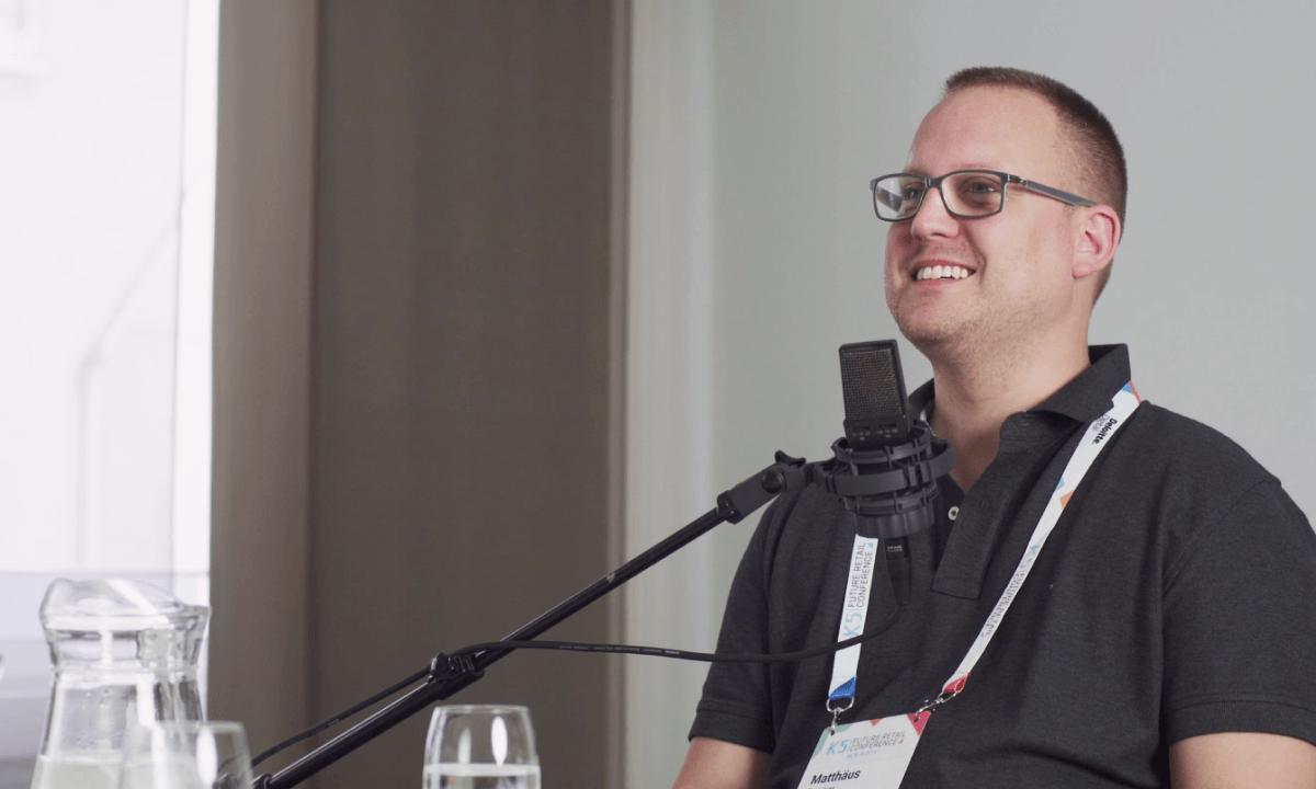 Matthaus Bognar on personalization and AI in eCommerce   Divante