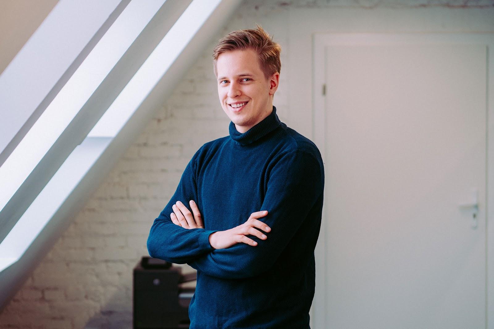 From newbie, to firm hero - Michał Bolka - Magento Connector   Divante