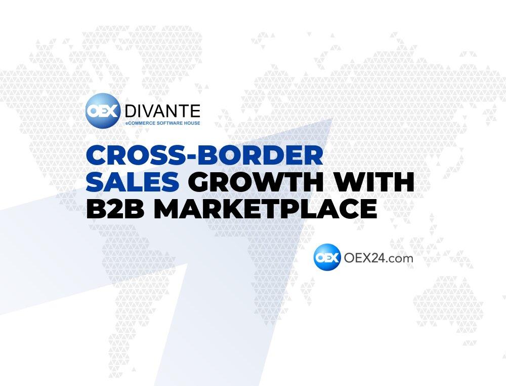 OEX Group & Divante to drive cross-border growth with innovative B2B marketplace platform