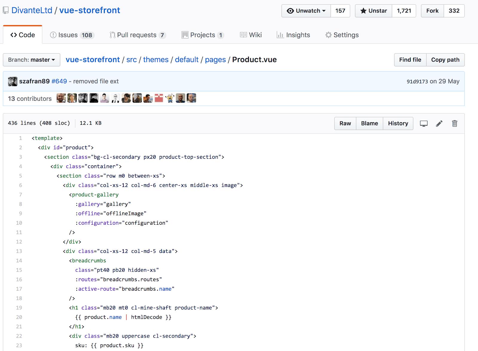 Meta data + Microformats