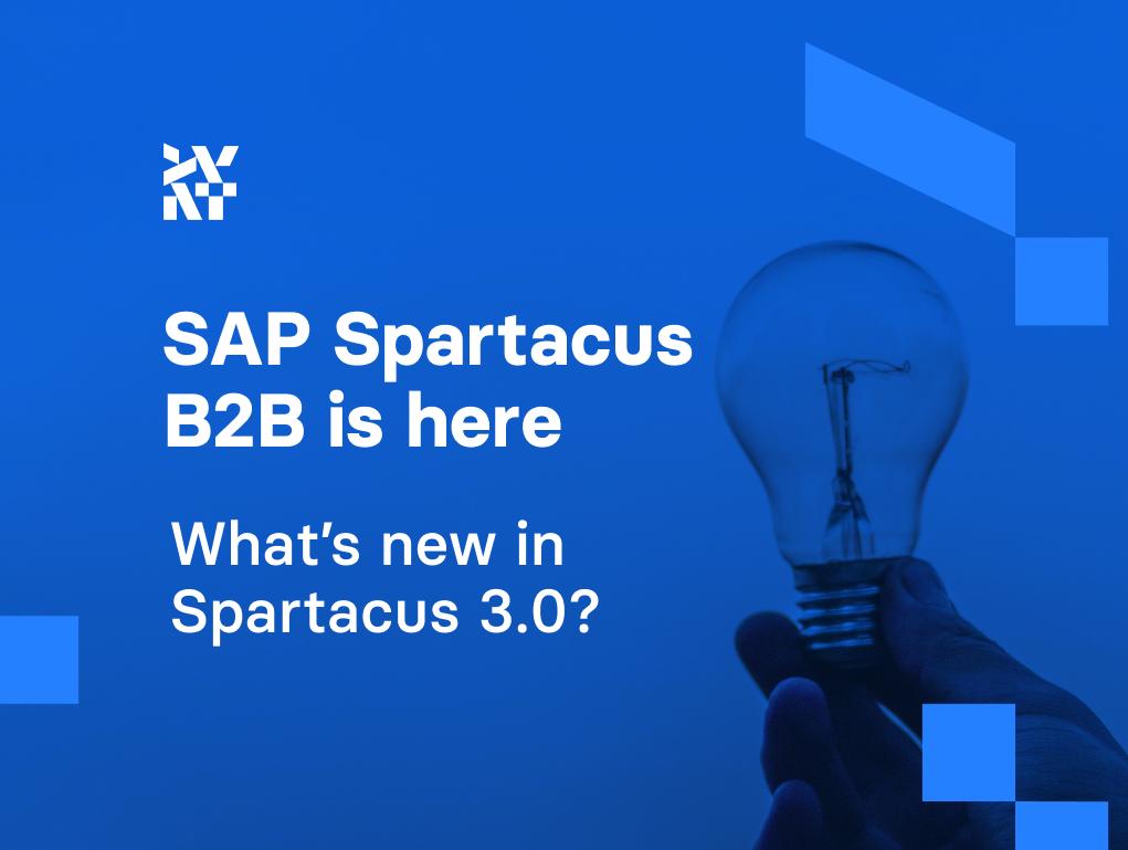 SAP Spartacus B2B is here | Divante