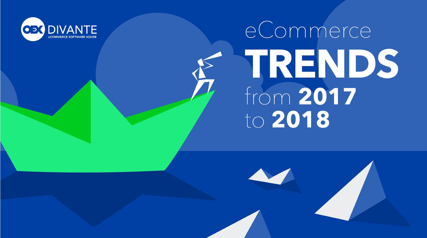 eCommerce Investment Shifts for 2018 - trends which impact | Divante