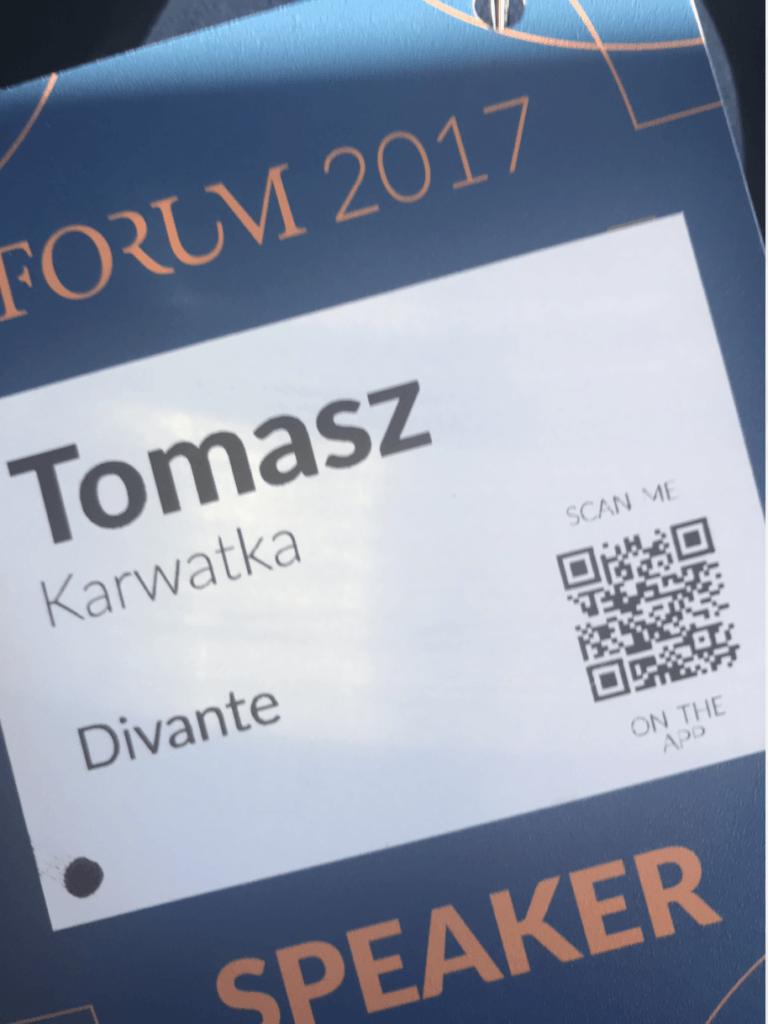 Tomasz Karwatka - Speaker at Web Summit