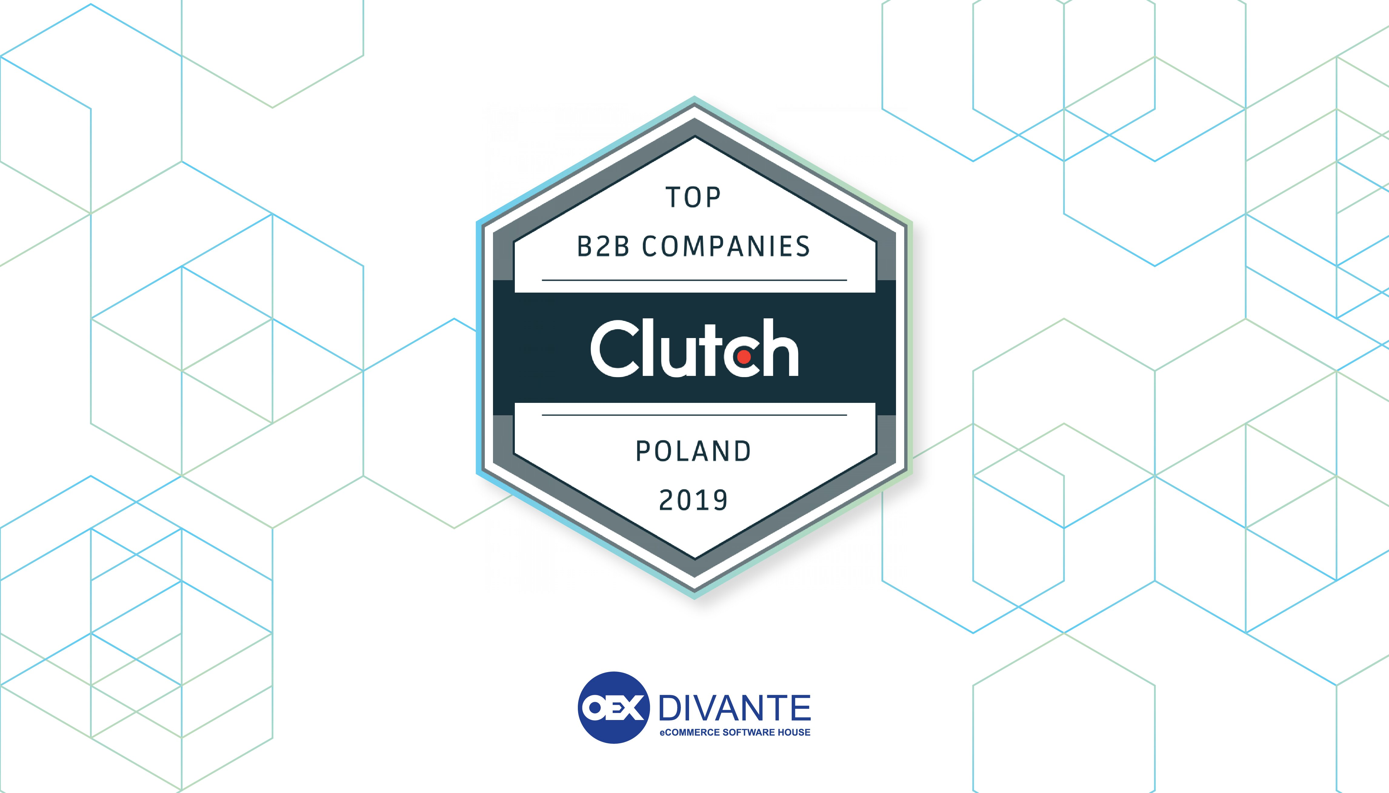 Divante earns Clutch Leader Award for top developers in Poland