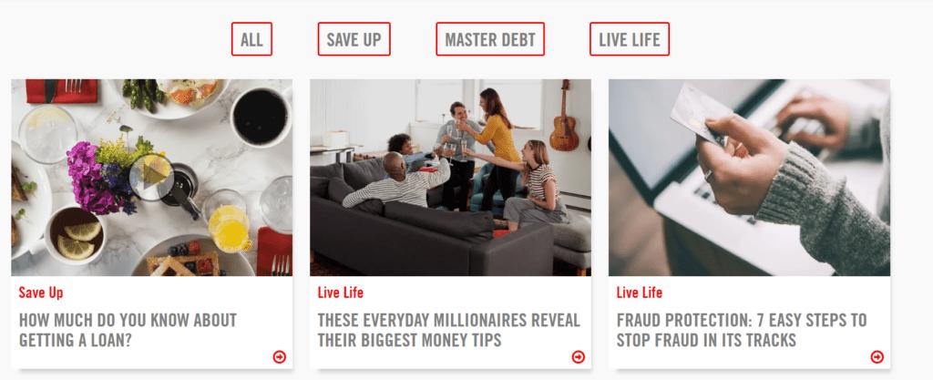 Great content that solves millennials