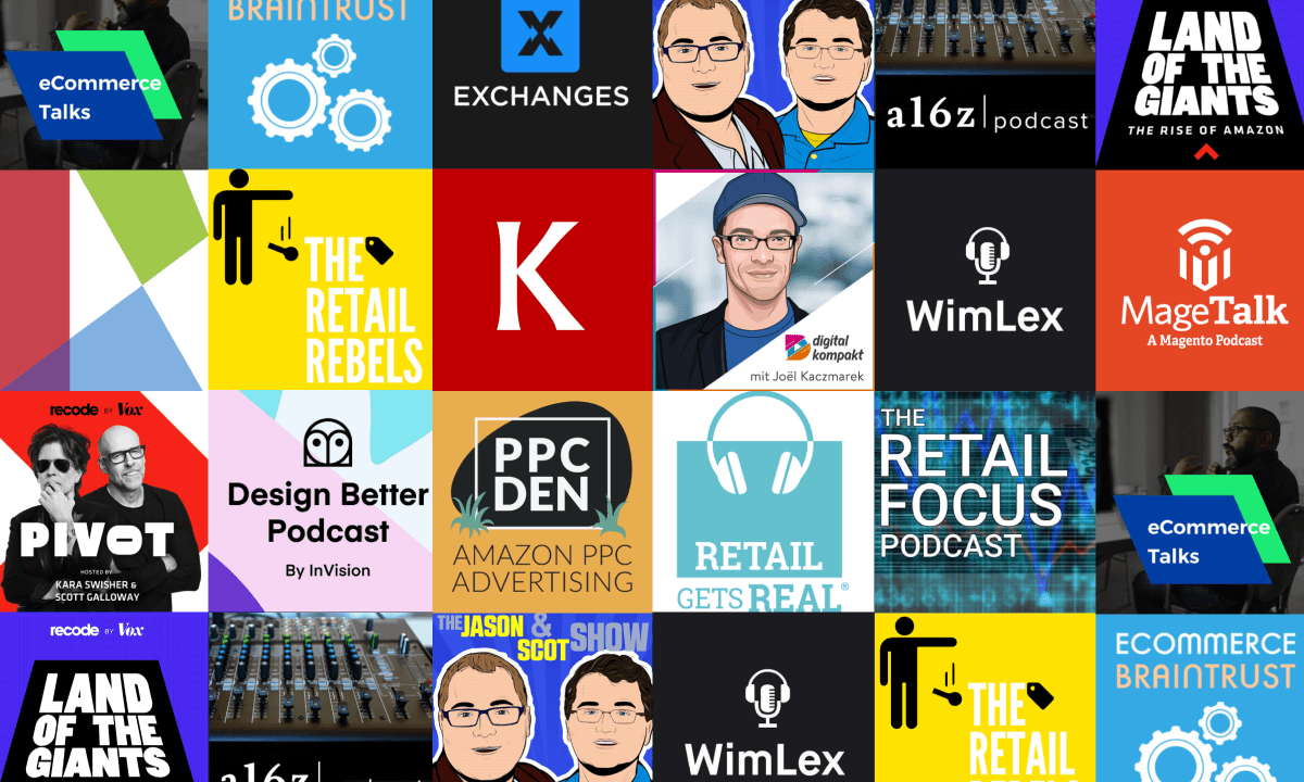 eCommerce podcasts which you should know and listen | Divante
