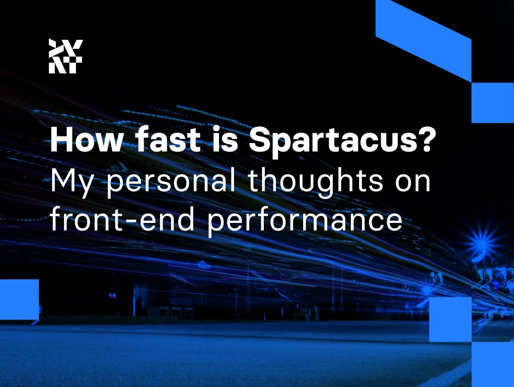 How fast is Spartacus?   Divante