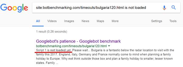 Googlebot is not a browser