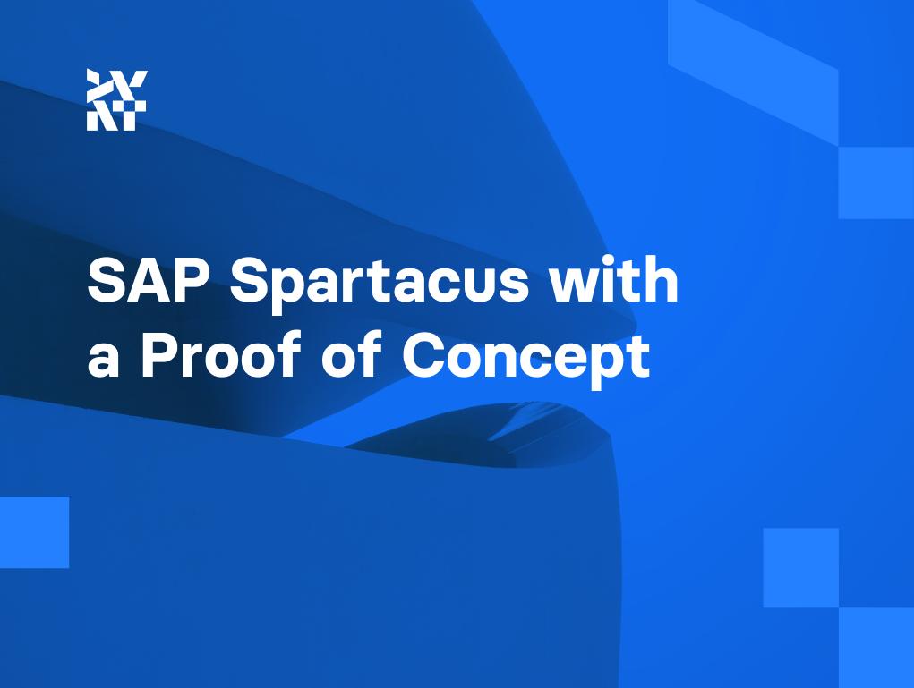 SAP Spartacus with a Proof of Concept | Divante