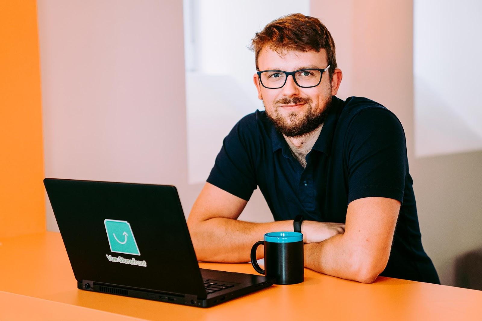 Patryk Tomczyk, Core Team Vue Storefront