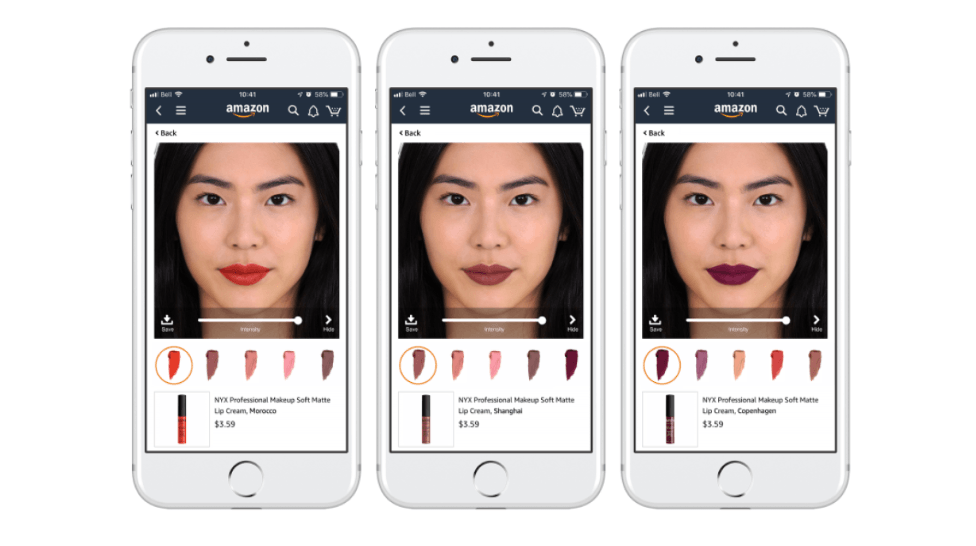 Virtual try-on: examples of new AR trend in fashion industry | Divante