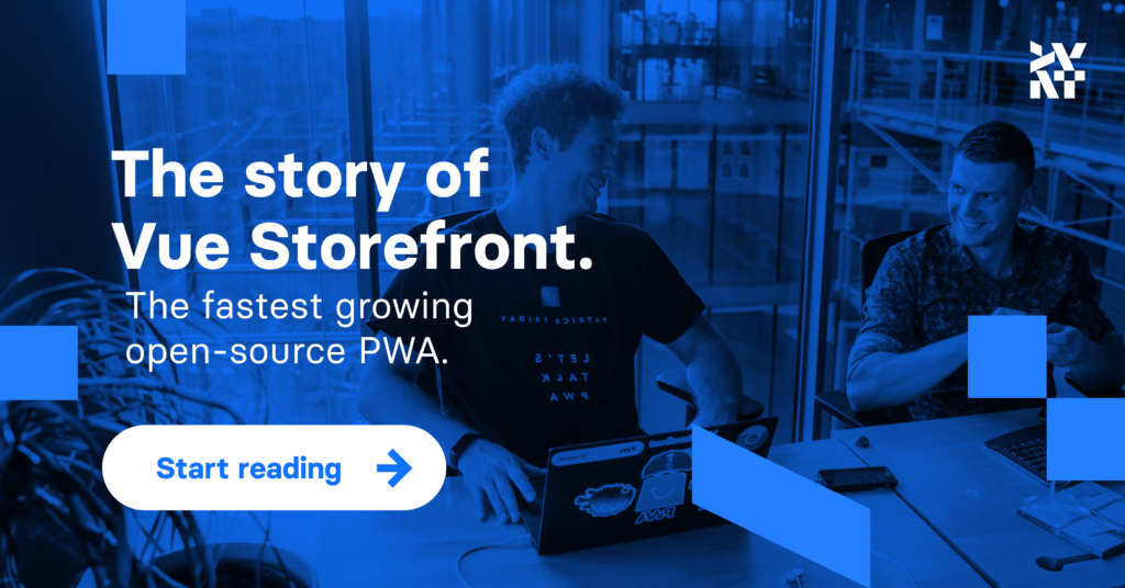 Vue Storefront: The world's fastest-growing eCommerce frontend