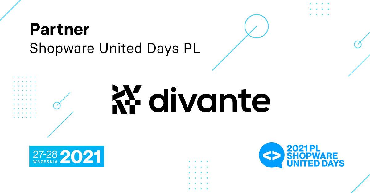 Meet Divante at the Shopware United Days PL